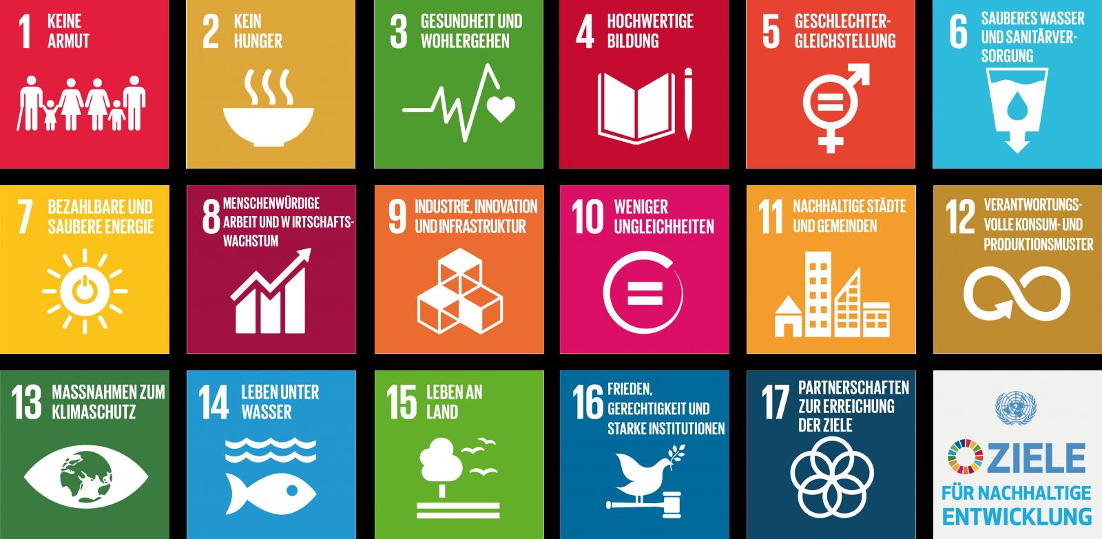 Der SDG Kompass