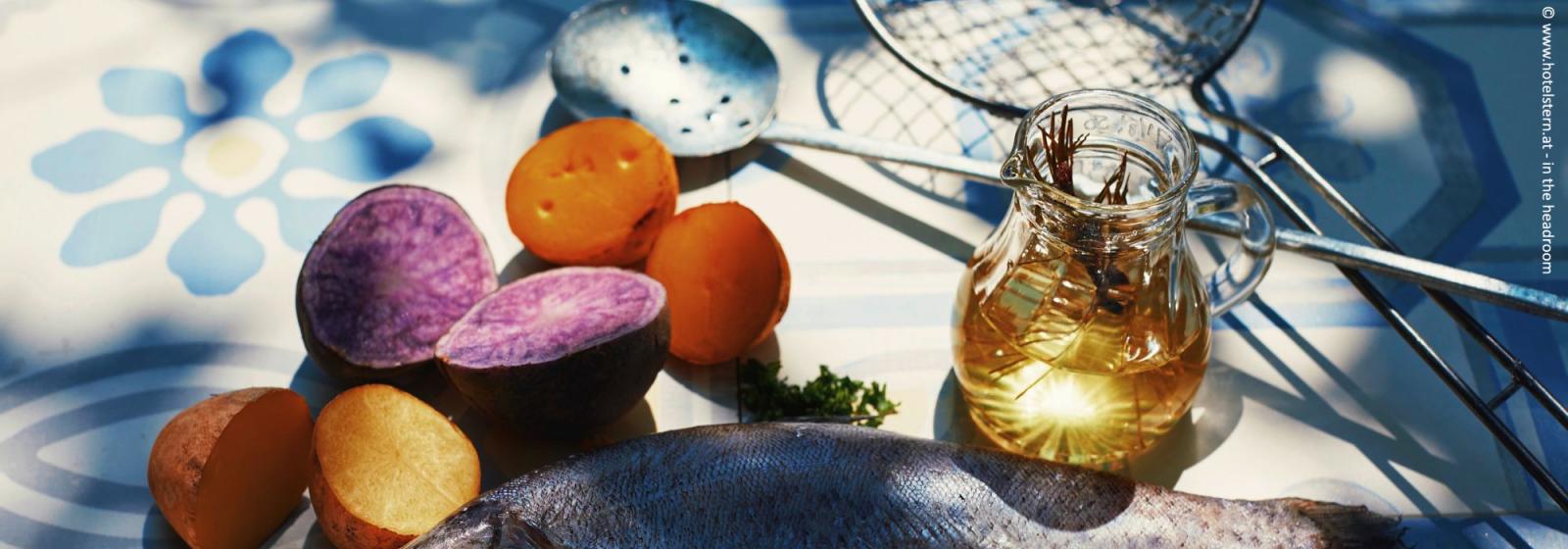Nachhaltig Essen & Trinken: Das Interview